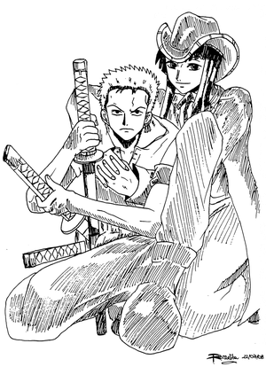 je veux voir... One_Piece__Zoro_and_Nico_Robin_by_HomunculusLust