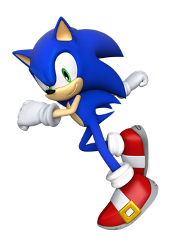 Sonic the Capsule Toy by Cyberphonic4D