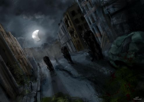 Metro 2033 - Streets of Moscow by badTurret