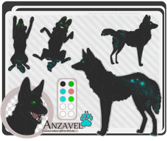 Anzavel Reference #2 by sunevv
