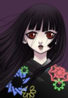 Jigoku Shoujo by Neverendingrain
