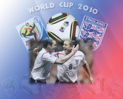World Cup 2010 Wallpaper by cazcastalla
