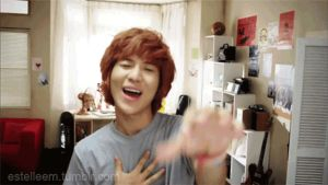 Taemin Hello GIF by estelleem