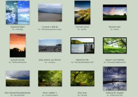 Submissions June 16th -22nd by Scapes-club
