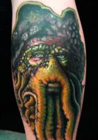 Davy Jones by EricScsavnickiTattoo