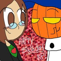 .:Happy Birthday KP:. by 221bee