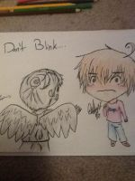 Don't Blink by GillyRainbows