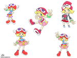 Amitie - no background version by AkiDIDmorning