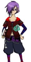 .:Twilight Town Zexion:. by RandomSkilled