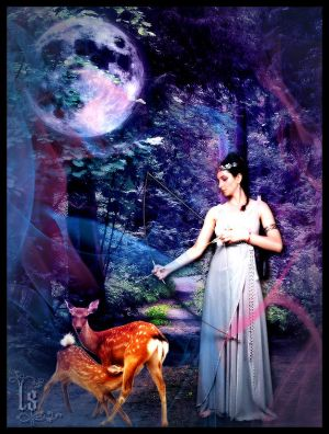 Greek Goddesses: Artemis