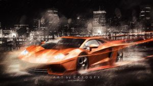 Night Racer by CryoGfx
