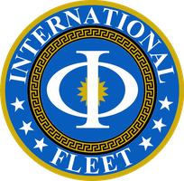Ender's Game International Fleet Insignia by viperaviator