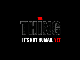 The Thing logo remade by Picture2841