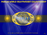 Mobian World Heavyweight Champ by DJCatt