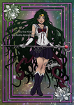 Sailor Pluto by Teo-Hoble