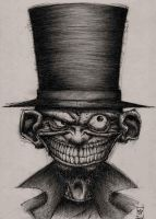 Twisted Smile by Morbidmic