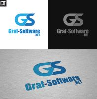Logo - Graf-Software.net by artdigitalazax