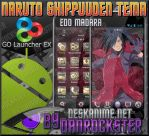 Edo Madara Android Theme by Danrockster