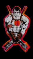 Sketch Bloodshot by Nezotholem