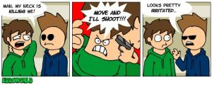 EWcomics No.22 - Neck by eddsworld