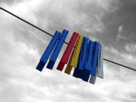 Hanging On The Line by sking243