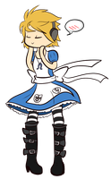 alice pewds by Asikku