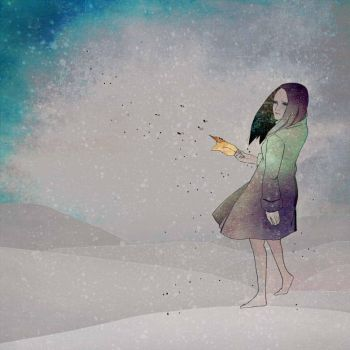 Ashes In The Snow by cottonlop