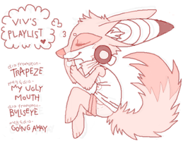 Viv's Playlist by SUGARFRENZY