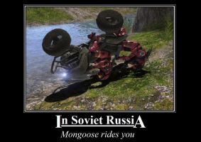In Soviet Russia by lepricaun