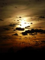 Clouds from the darkness by EricaOscura