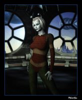 Andorian Outfit WIP 01 by mylochka