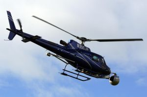 Eurocopter AS350 by shelbs2