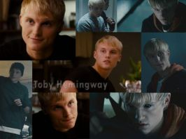 Toby Hemingway Collage by loves-to-dream