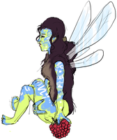 Fairy Concept 1 by ashleigheperry