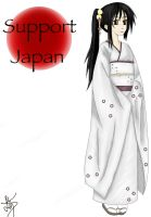 Support Japan by doll-fin-chick