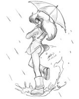 April Showers by bar1scorpio