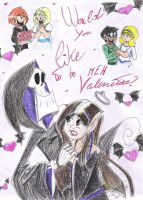 Meh Valentine FF - Cover by Ila92
