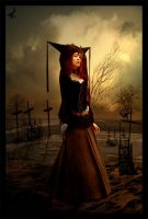 Green Witch by Poerti