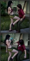 The Ending of Total Drama by RedVelvetCosplay