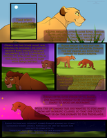 The Lion King: Echelon P. 45 by Sarn-Elyren