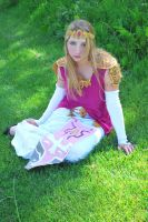 Princess Zelda Cosplay 2.3 by medli96