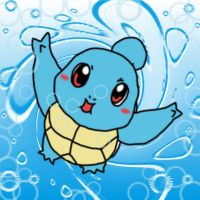 Squirtle by SunnyLB