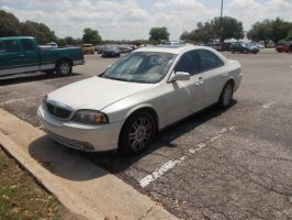 2002 Lincoln LS [Beater] by TR0LLHAMMEREN