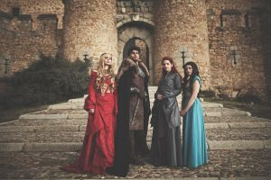 Game Of Thrones by VeroEs