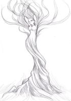 Personification of a Tree by Rei-of-Hellfire