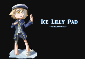 Ice Lilly Pad (Original Song) by MystykNess