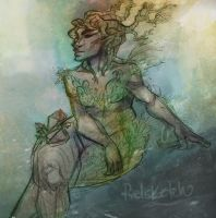 Gaia - Earth by relsgrotto