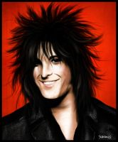 Nikki Sixx by SavanasArt