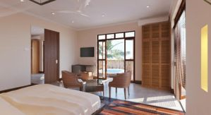Deluxe Terrace Room - Terrace Green Hotel by terracegreenhotel