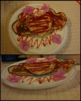 Pancakes Love you by MySweetQueen